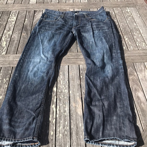 Banana Republic Other - Banana Republic Vintage Straight Jeans 33/30